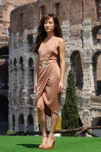 Promoting 'Mission Impossible III' In Rome