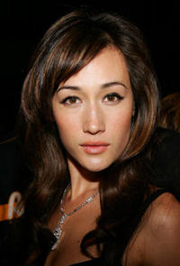 Maggie Q at the NY premiere of