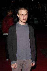 Actor Brady Corbet at the premiere of