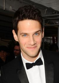 Justin Bartha at the 67th Annual Golden Globe Awards.