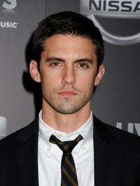 Milo Ventimiglia at the one year anniversary celebration of Live Sets On Yahoo! Music.