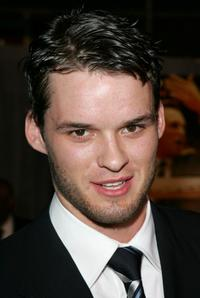 Austin Nichols at the premiere of
