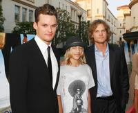 Austin Nichols, Greyson Fletcher and Brian Van Holt at the premiere of