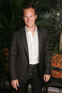 Patrick Wilson at the after-party for the premiere of