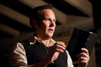 Patrick Wilson as Ed Warren in