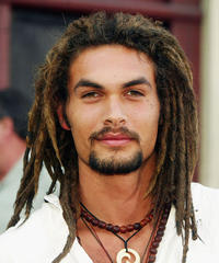 Jason Mamoa at the 2004 Fox Network TCA summer party in California.