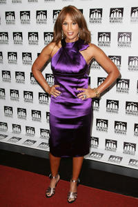 Beverly Johnson at the 3rd Annual Thurgood Marshall College Fund FRONT ROW Fashion Show in New York.