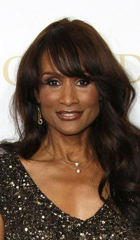 Beverly Johnson at the California premiere of