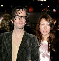 Jarvis Cocker and Camille Bidault-Waddington at the world premiere of