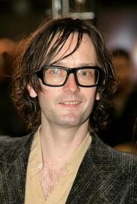 Jarvis Cocker at the world premiere of