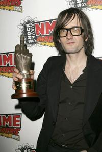 Jarvis Cocker at the Shockwaves NME Awards 2006.
