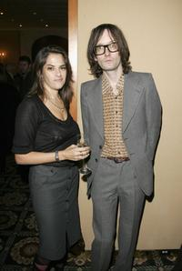Tracey Emin and Jarvis Cocker at the South Bank Show Awards.