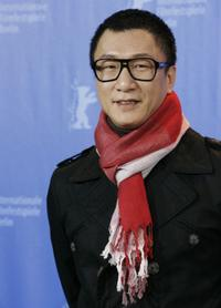 Sun Hong-Lei at the 60th Berlin International Film Festival.