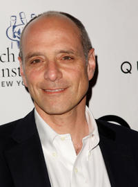 Eric Schlosser at the New York premiere of