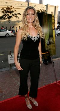 Sheri Moon Zombie at the west coast premiere of