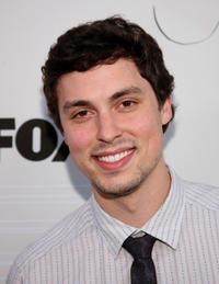 John Francis Daley at the Fox's Fall Eco-Casino Party in California.