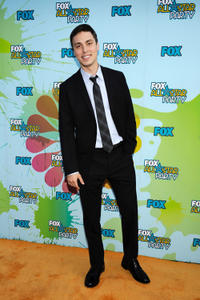 John Francis Daley at the 2009 FOX All-Star Party in California.