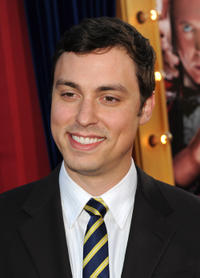 Screenwriter John Francis Daley at the California premiere of