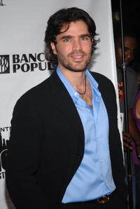 Eduardo Verástegui at the pre-screening party of