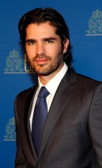 Eduardo Verastegui at the Regent Universitys School of Communication and the Arts 2nd Annual Candlelight Forum awards evening.