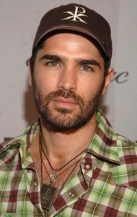 Eduardo Verastegui at the Chrome Couture: 2007 Escalade Preview Party.