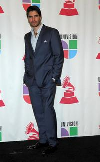 Eduardo Verastegui at the 8th annual latin GRAMMY awards.