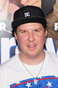 Nick Swardson at the New York premiere of