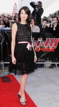 Michelle Monaghan at the French premiere of