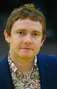 "Martin Freeman at the UK Premiere of ""The Village"" in London, England."