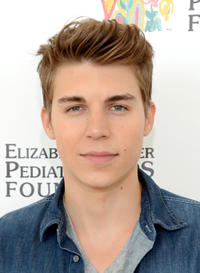 Nolan Funk at the Elizabeth Glaser Pediatric AIDS Foundation's 24th Annual