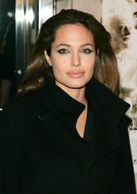 Angelina Jolie at the special screening of