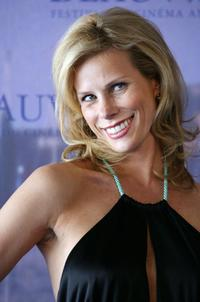 Cheryl Hines at the photocall of