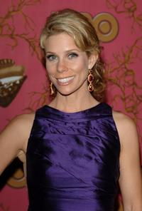 Cheryl Hines at the HBO Post Emmy Party.