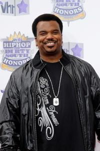 Craig Robinson at the 2010 VH1 Hip Hop Honors.