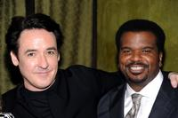 John Cusack and Craig Robinson at the after party of the premiere of
