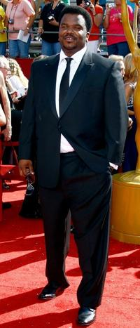 Craig Robinson at the 60th Primetime Emmy Awards.