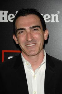 Patrick Fischler at the AMC and Heineken's