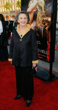 Lorna Raver at the premiere of