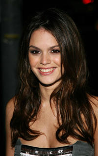 Rachel Bilson at the L.A. premiere of