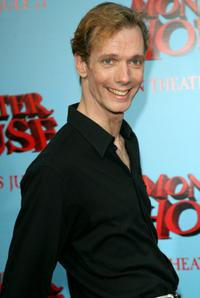 Doug Jones at the premiere of ''Monster House.
