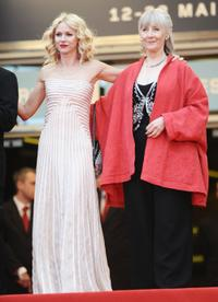 Naomi Watts and Gemma Jones at the premiere of