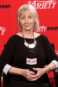 Gemma Jones at the 35th Toronto International Film Festival.