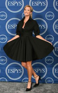 Janet Jones at the 2007 ESPY Awards.