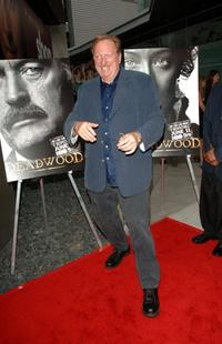 Jeffrey Jones at the premiere of
