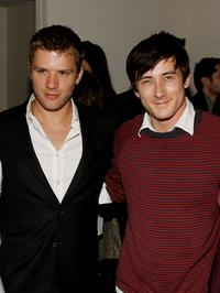 Ryan Phillippe and Alex Frost at the after party of the screening of