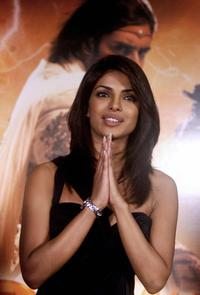 Priyanka Chopra at the music release of
