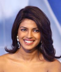 Priyanka Chopra at the press conference of