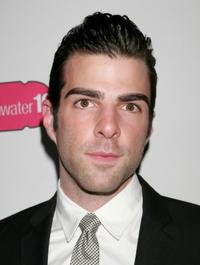 Zachary Quinto at the Fox Searchlight official