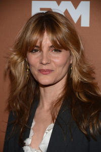 Susan Misner at the 2013 FX Upfront Bowling Event.