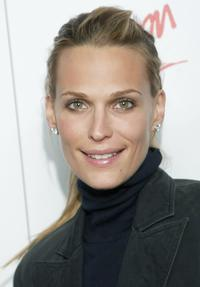 Molly Sims at the birthday celebration for Fergie of Black Eyed Peas.